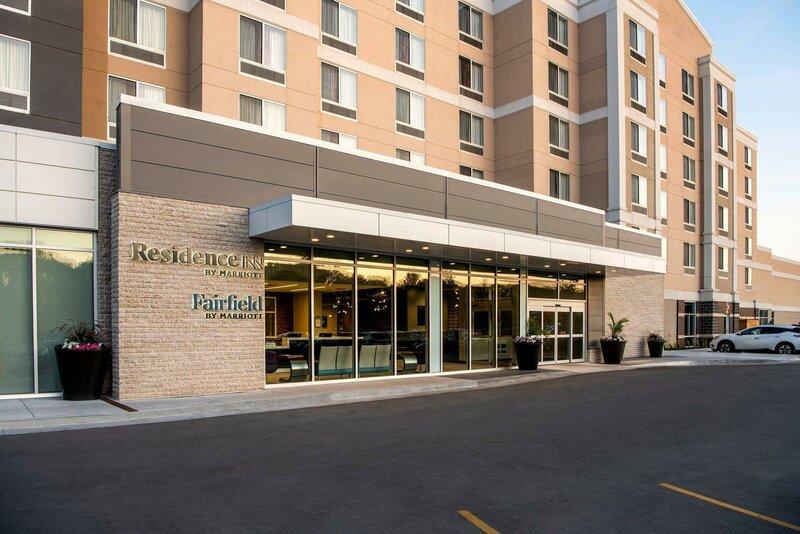 Fairfield Inn & Suites by Marriott Winnipeg