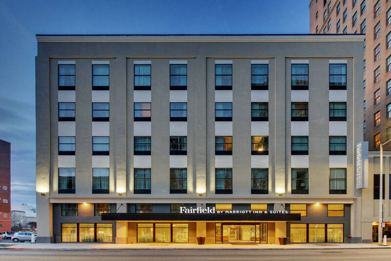 Fairfield Inn & Suites by Marriott Birmingham Downtown
