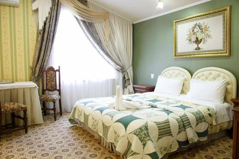 Апарт отель Райское Яблоко