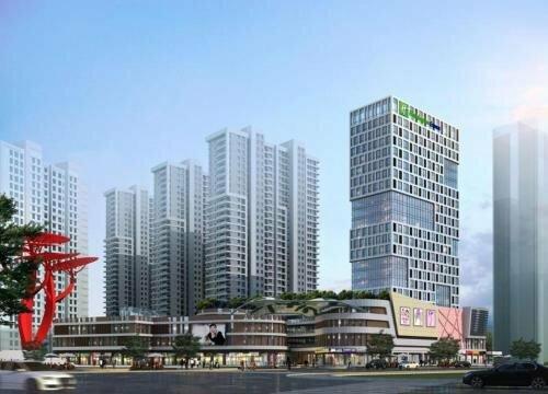 Holiday Inn Express Linyi Riverside