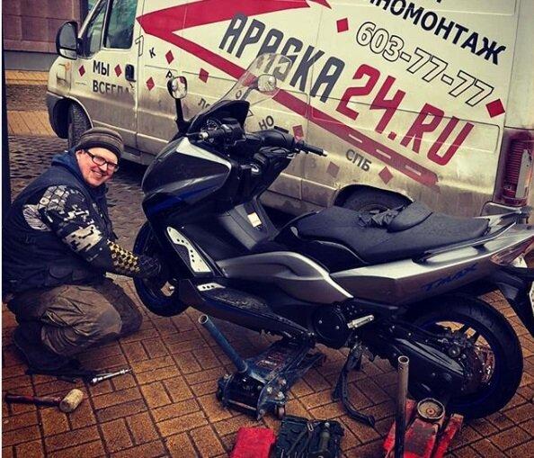 шиномонтаж — Запаскин — Санкт‑Петербург, фото №2