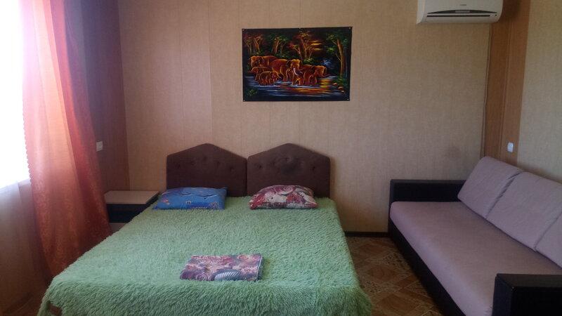 Гостевой дом Комнаты на Азовском море
