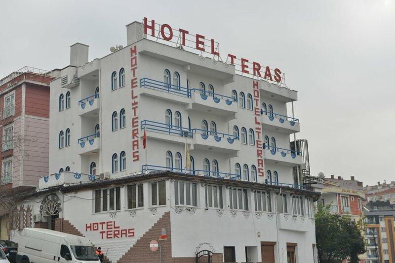 Teras Hotel Kagıthane