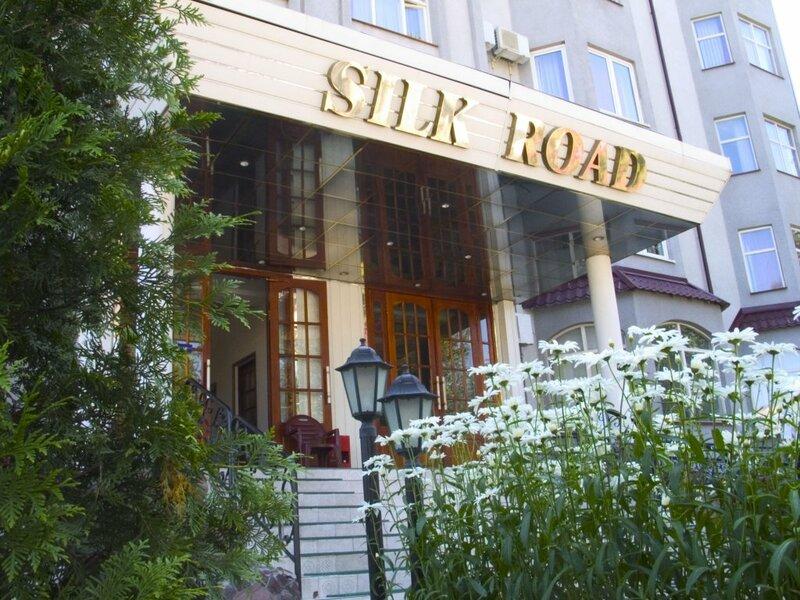 Silk Road Lodge