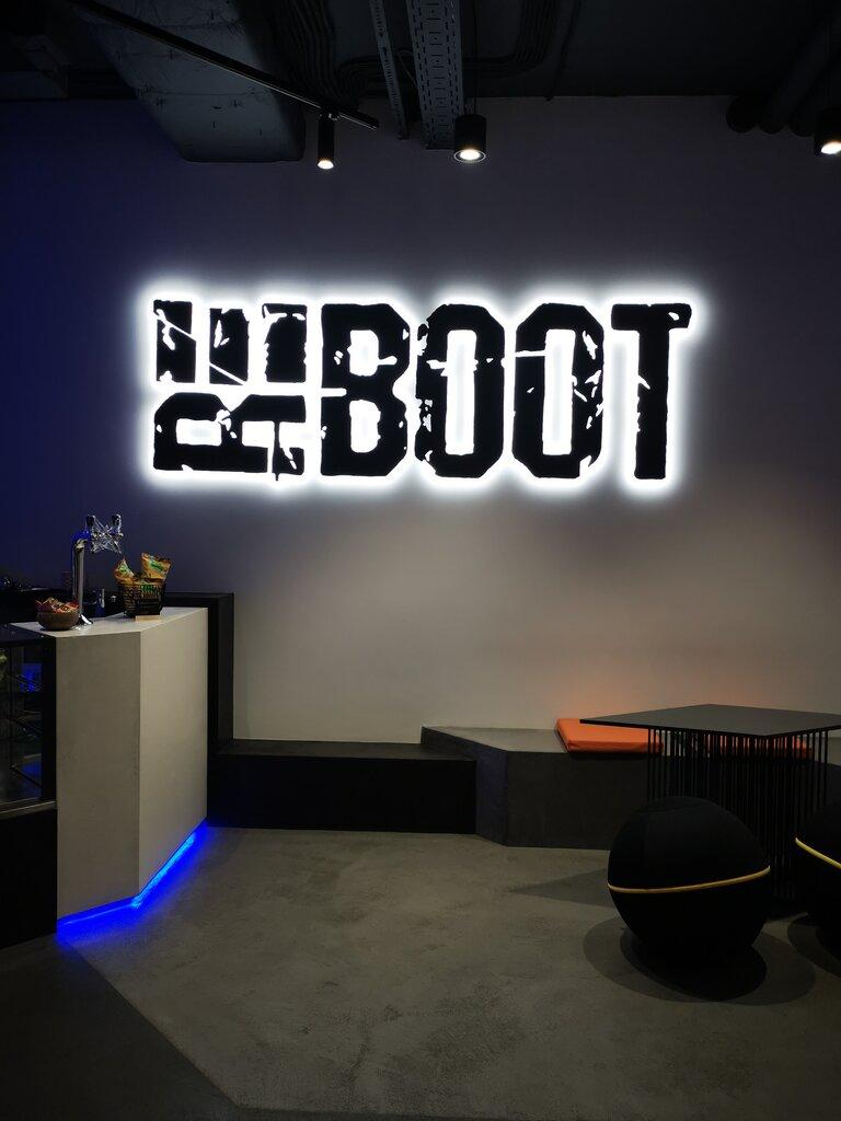 фитнес-клуб — Reboot Sw — Москва, фото №1