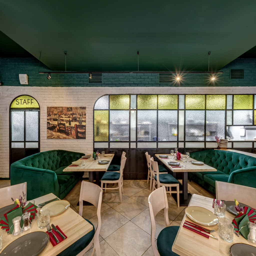 ресторан — Галерея Food — Москва, фото №2