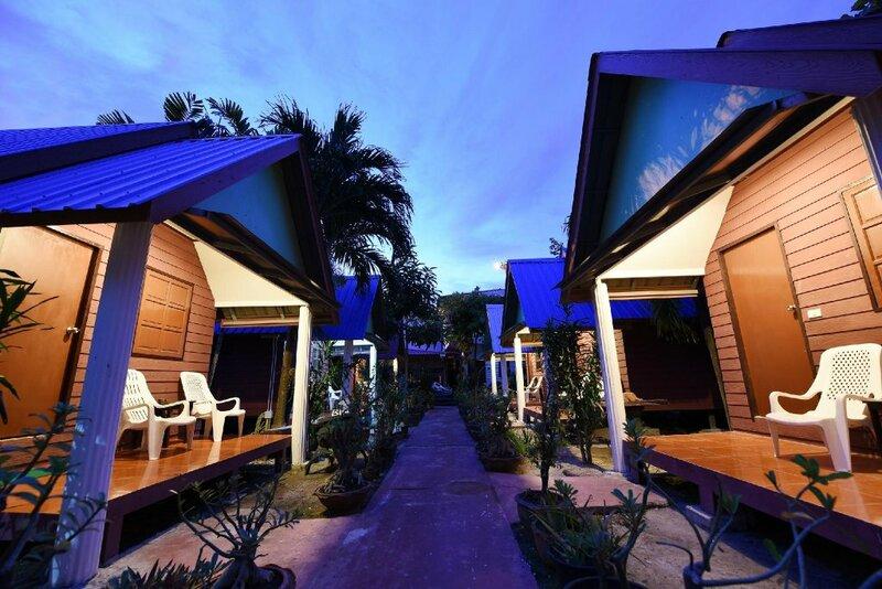 Phi Phi Twin Palms Bungalow