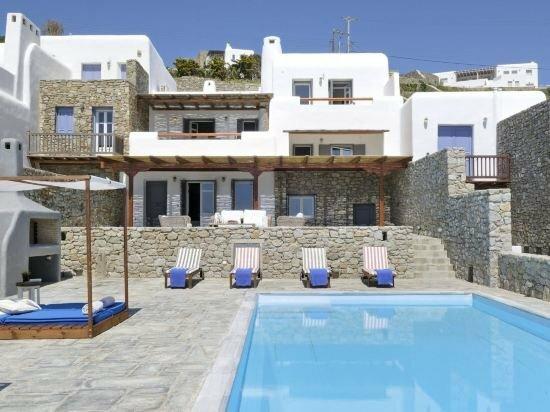 5 Bedroom Villa Chloe in Mykonos - Blg 69227