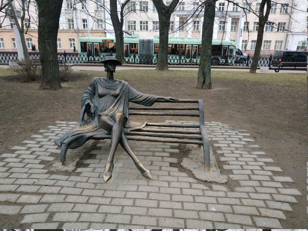 нарисовать современные скульптуры беларуси с фото значимых открытий