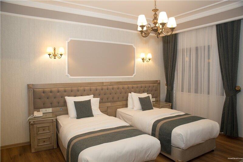 otel — Ahmet Efendi Konağı — Fatih, photo 1