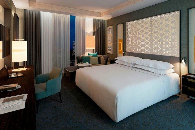 Отель Sheraton Hotel Astana