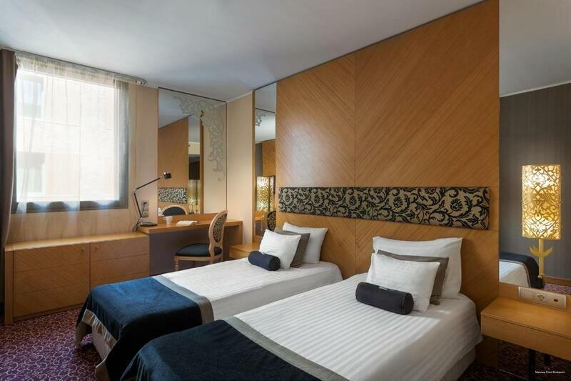Marmara Hotel Budapest