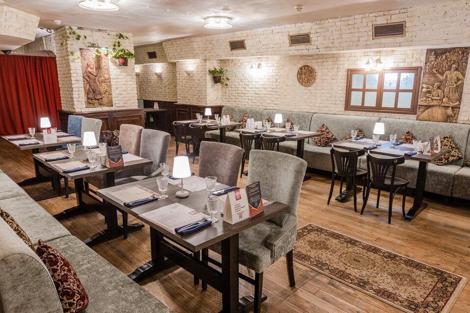 ресторан — Тамар — Санкт‑Петербург, фото №2