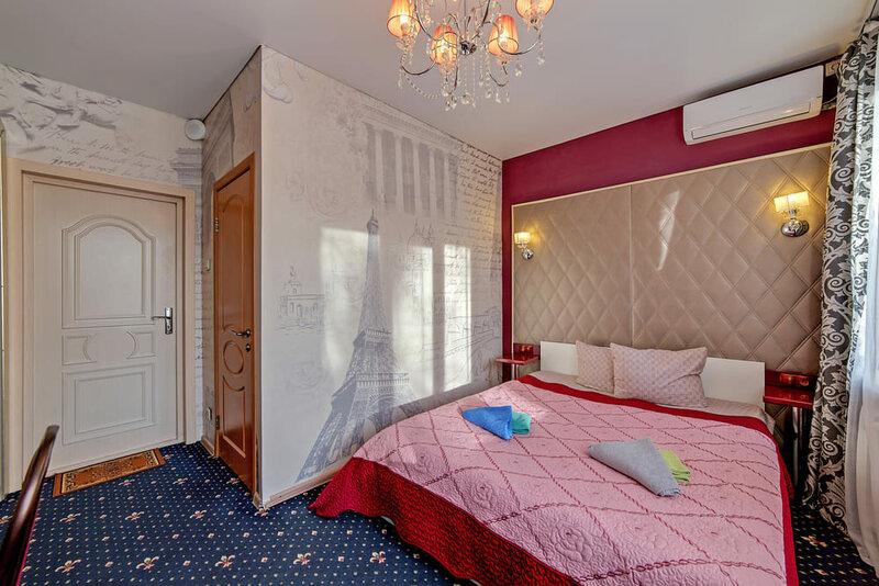 Гостиница на Автозаводской