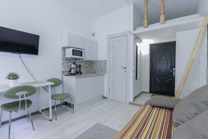 Zelenaya Studiya Apartments