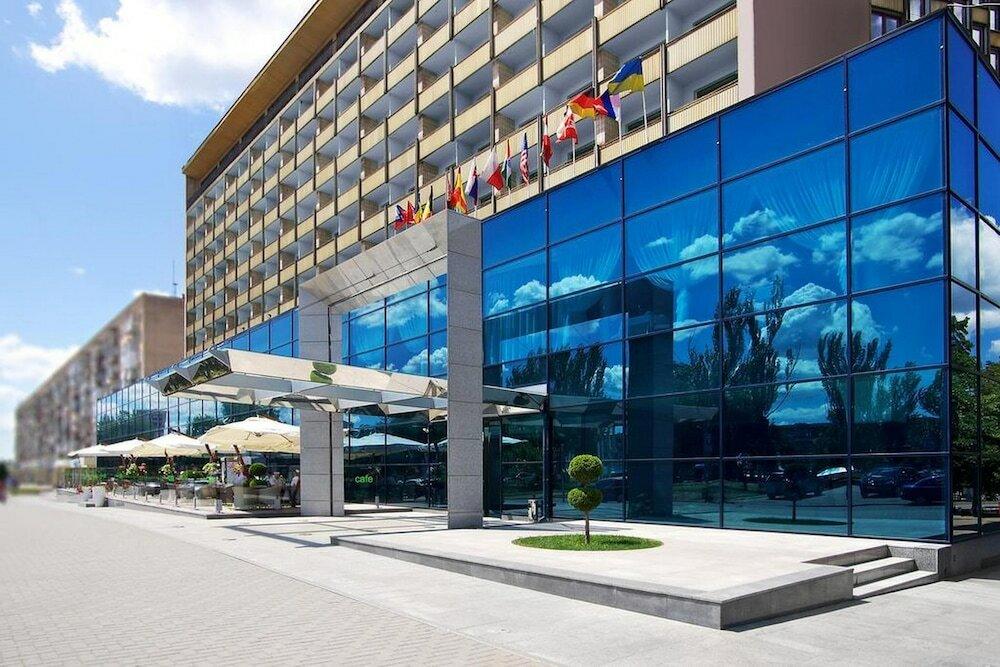 готель — Готель Інтурист — Запоріжжя, фото №2