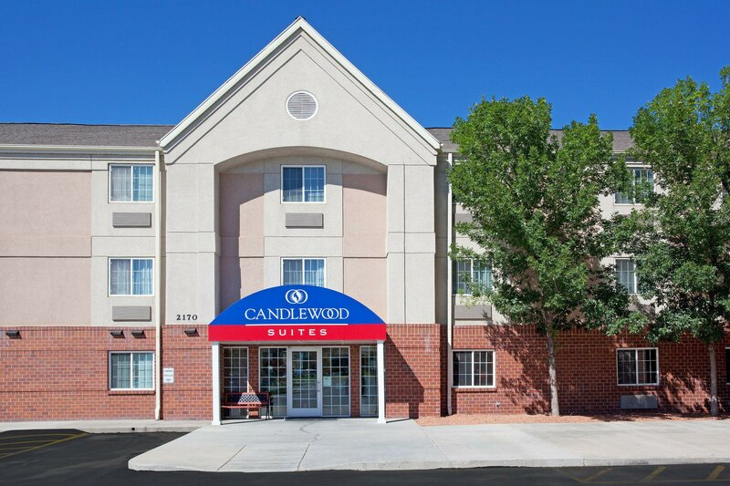Candlewood Suites Airport - Salt Lake City