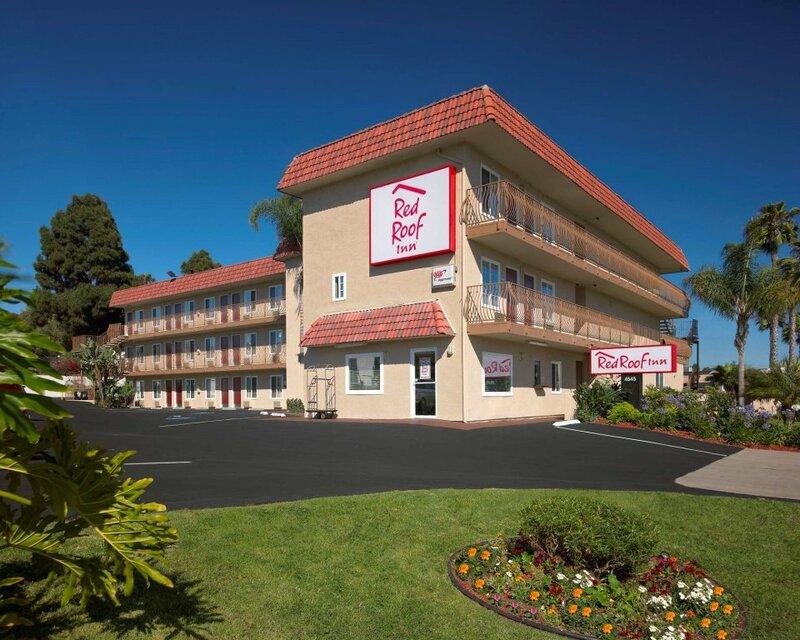 Red Roof Inn Pacific Beach/Seaworld Area
