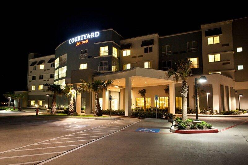 Courtyard by Marriott Galveston Island Gulf Front