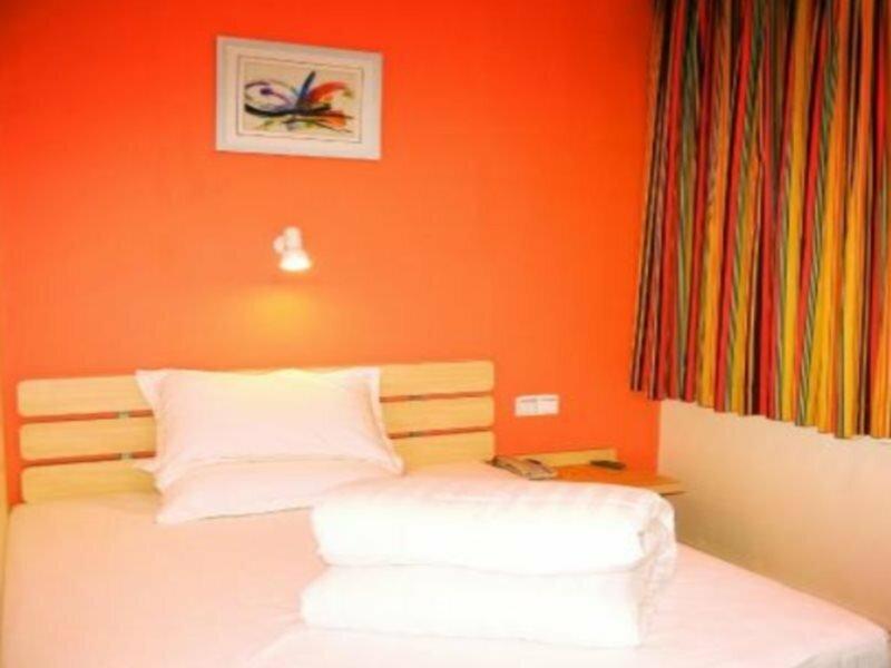 7 Days Inn Xiangtan Jiefang South Road Shi Si Branch
