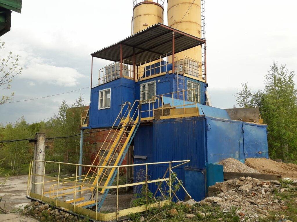 волоколамск бетон