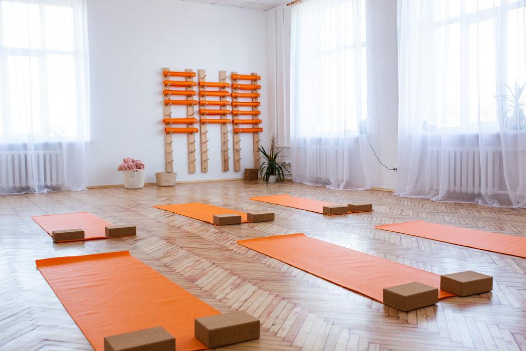 центр йоги — Семейная Студия Аура — Минск, фото №1