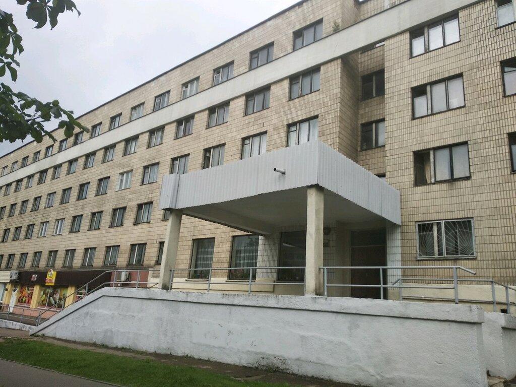 общежитие — Общежитие № 8 МАЗ — Минск, фото №1