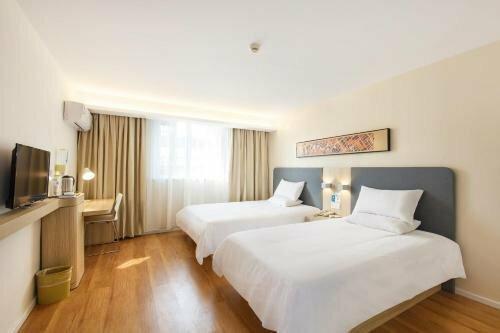 Hanting Hotel Ningbo Yinzhou Wanda Branch