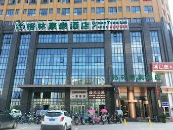 GreenTree Inn Fuyang Yingzhou Zhengjishoufu
