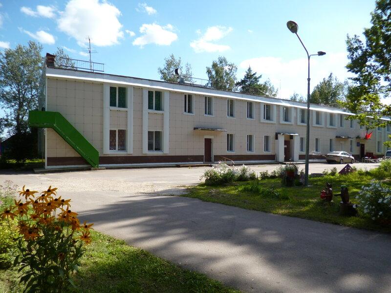 Детский Бронхолегочный Санаторий № 19 Департамента Здравоохранения Города Москвы