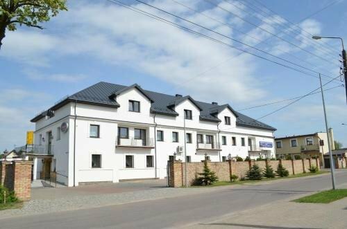Sala Bankietowa i Pokoje Gościnne