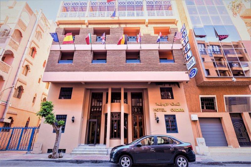Отель Oudaya