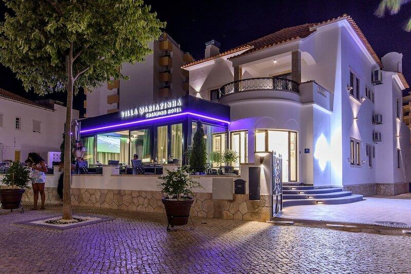 Villa Mariazinha Charming Hotel