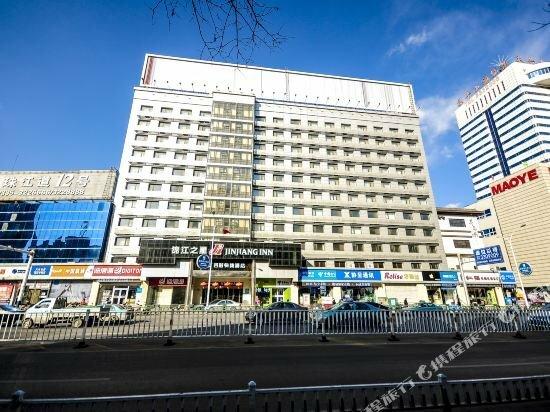 Baishi Express Hotel Qinhuangdao Hebei Main Street