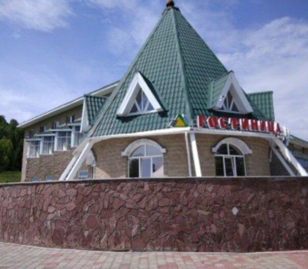 Гостинично-сервисный комплекс Кургазак