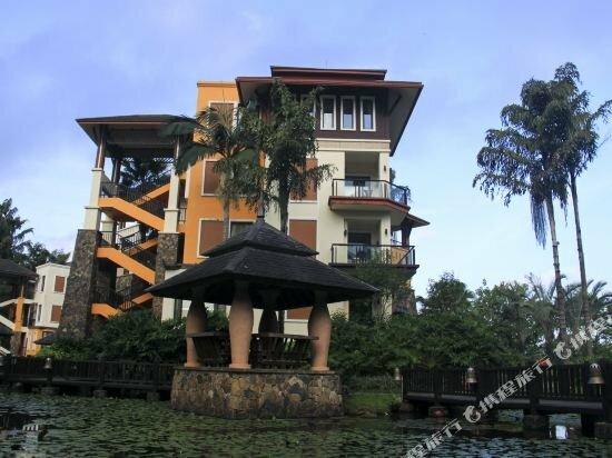 Huizhou Palm Island Golf Resort
