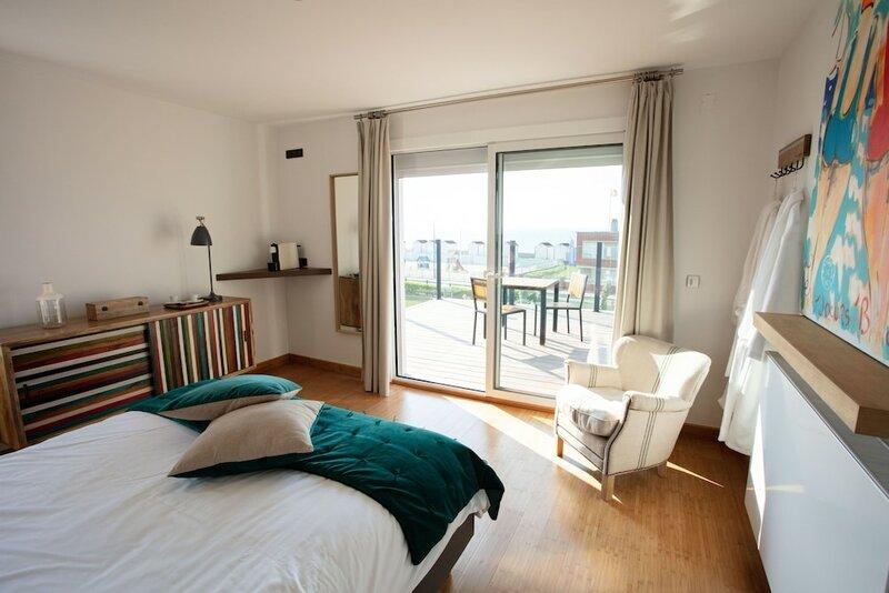 Hotel Vue Sur Mer Pourville