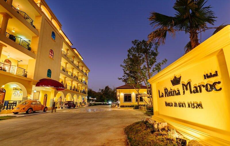 La Reina Maroc Hotel