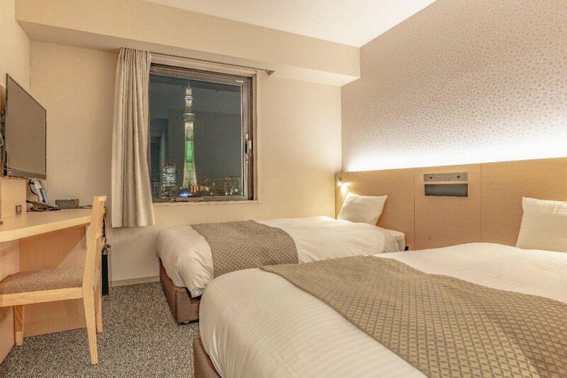 Hotel Wbf Tokyo Asakusa