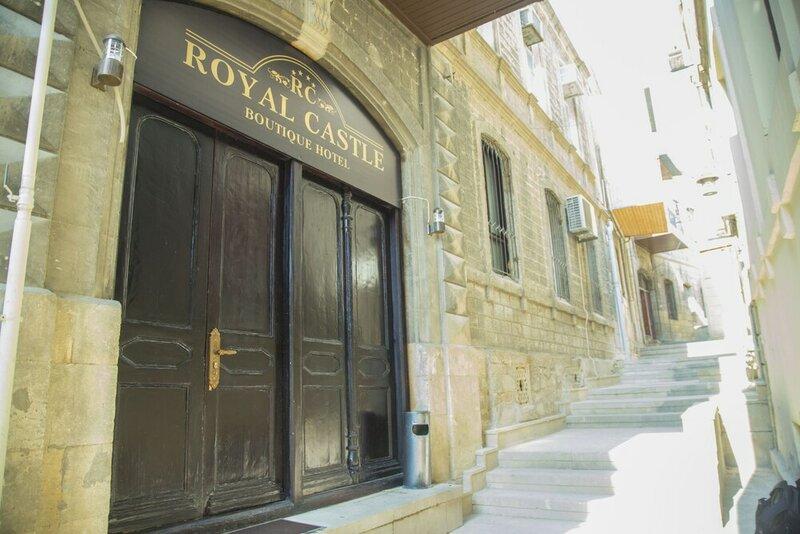 Royal Castle Boutique Hotel