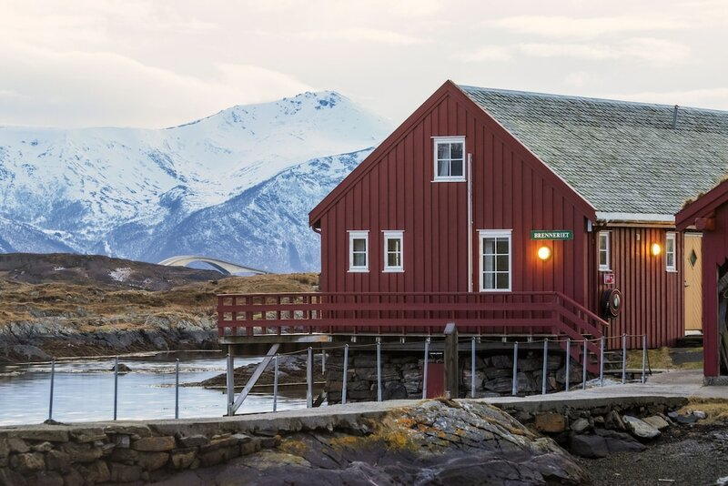Håholmen Havstuer - by Classic Norway Hotels