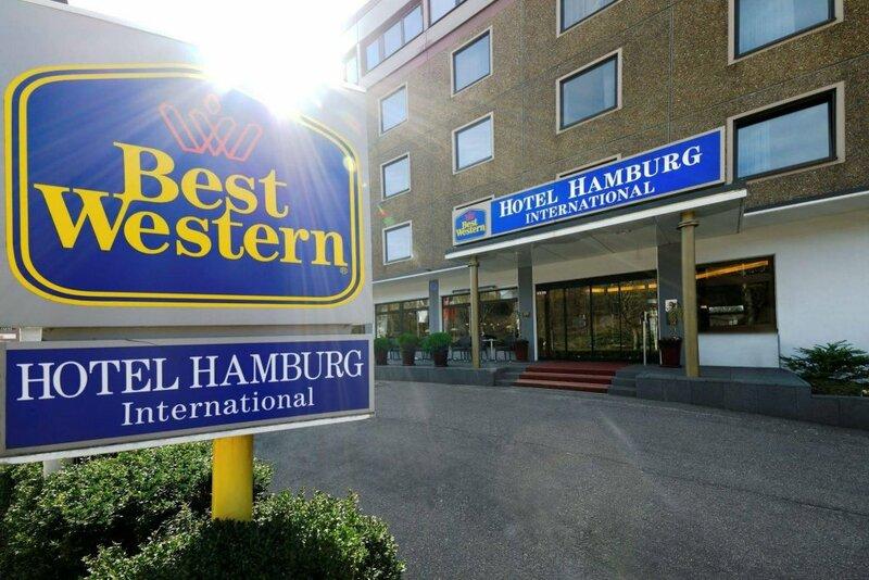 Best Western Hamburg International