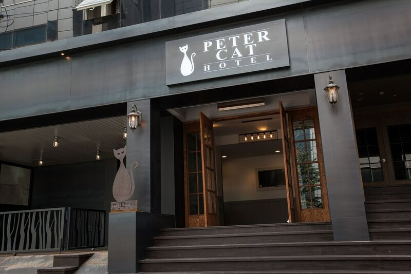 Petercat Hotel Sinchon