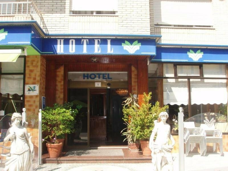 Hotel Pelayo Isla