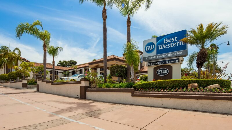 Best Western Redondo Beach Galleria Inn-Los Angeles Lax Airport Hotel