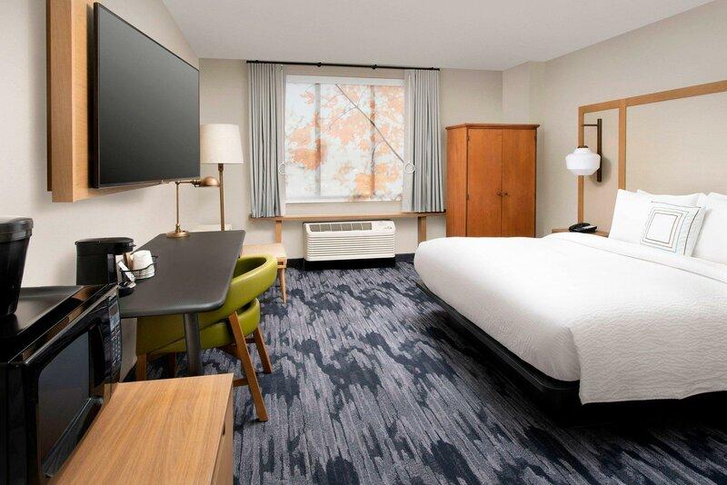 Fairfield Inn & Suites by Marriott Alexandria Landmark