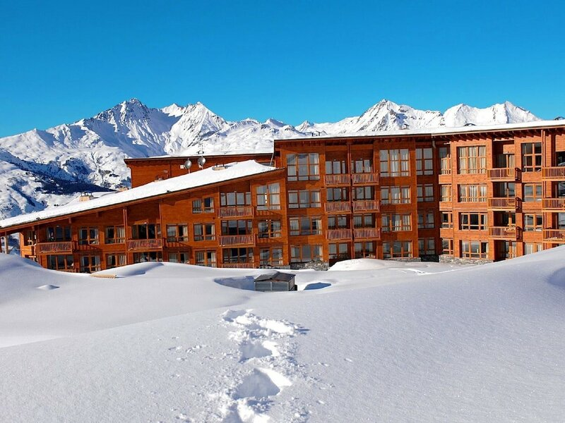 Luxury Apartment With a View in the Large Paradiski ski Area