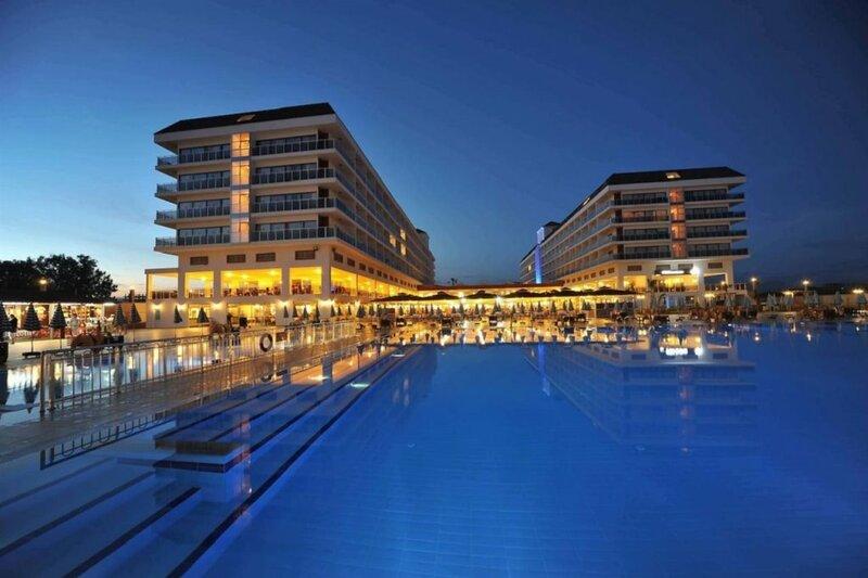 Eftalia Splash Resort Hotel