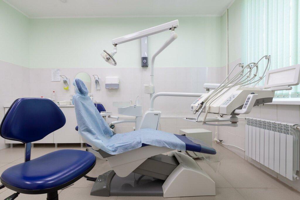 стоматологическая клиника — Стоматология Территория улыбки — Екатеринбург, фото №2