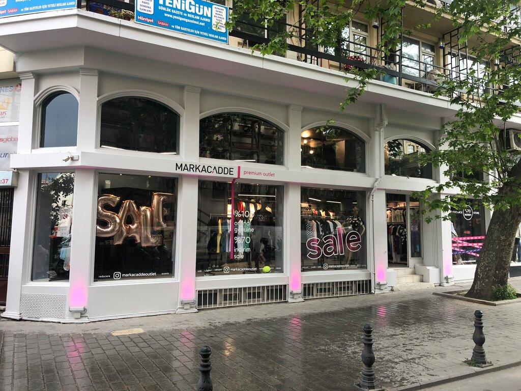giyim mağazası — MarkaCadde Premium Outlet — Fatih, photo 1